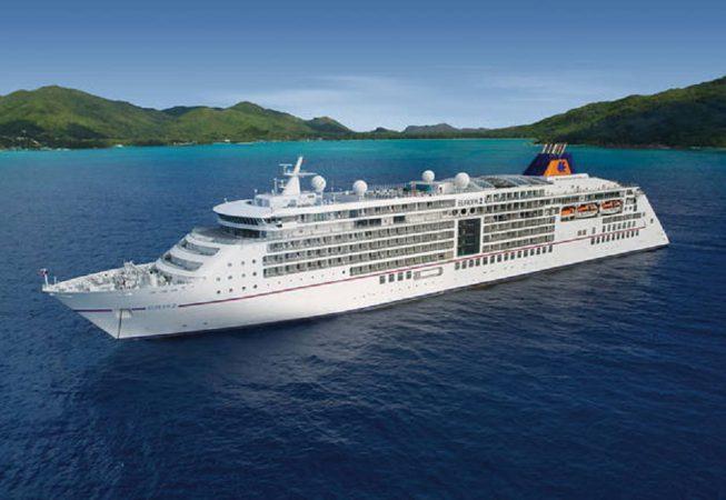 Hapag Lloyd Cruises EUROPA 2
