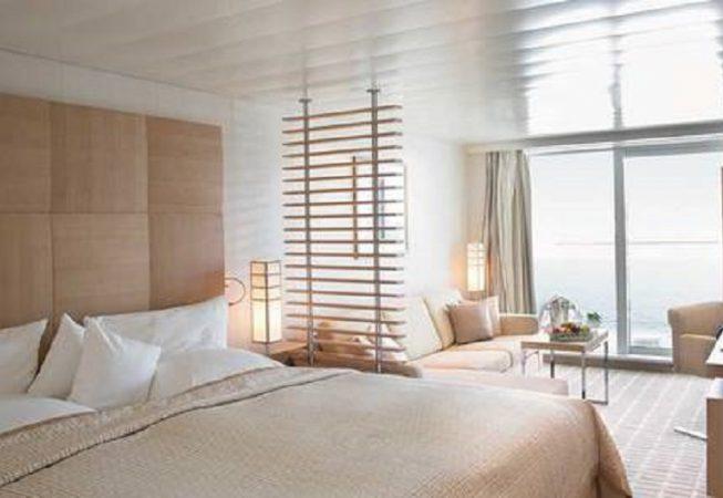 EUROPA 2 Veranda Suite