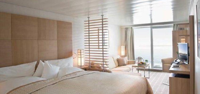 Foto: Hapag Lloyd Cruises EUROPA 2 Veranda Suite