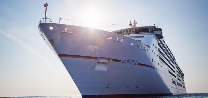 Foto: Hapag Lloyd Cruises EUROPA 2