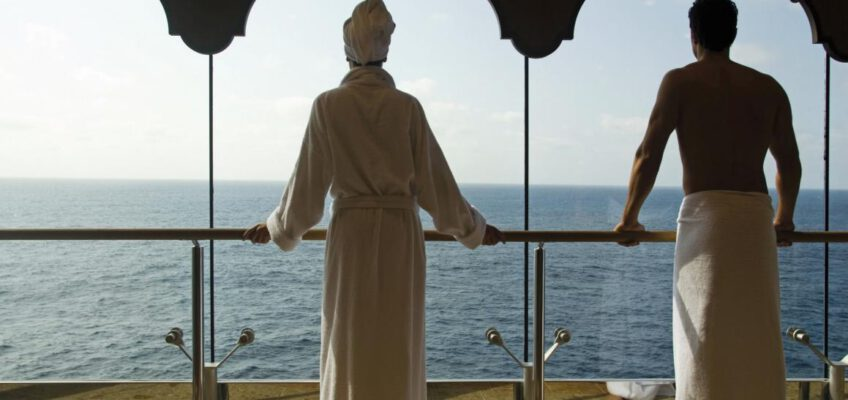 Foto: MSC Cruises  MSC Aurea Spa; MSC Musica;
