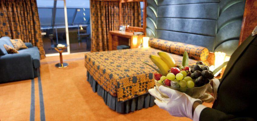 Foto: MSC Cruises  MSC Splendida; Ship; Suite; MSC Yacht Club; Executive Suite;