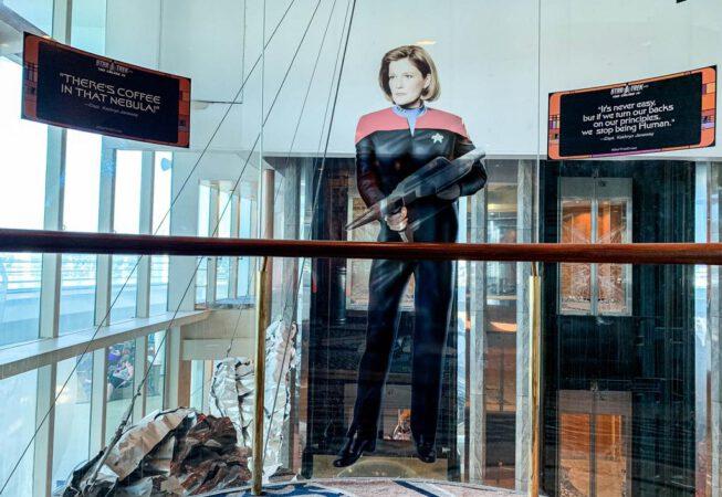 Star Trek Cruise Marina of the Seas