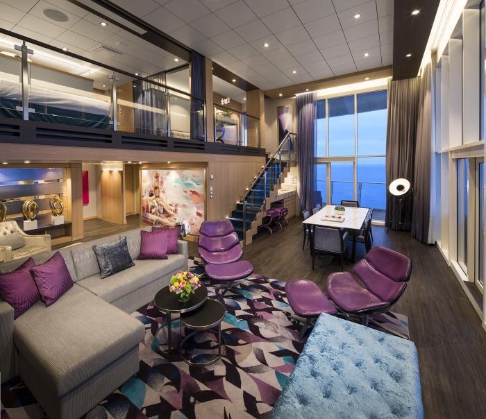 Royal Suite Class Royal Loft Suite