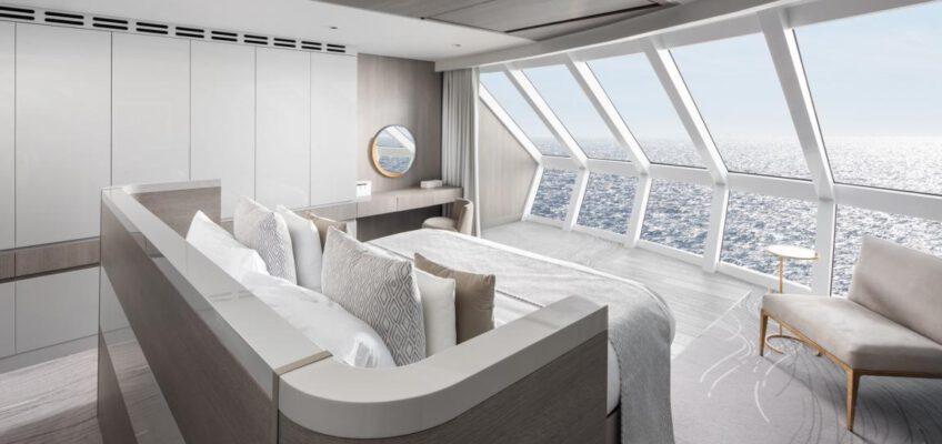 Celebrity Cruises Edge Iconic Suite