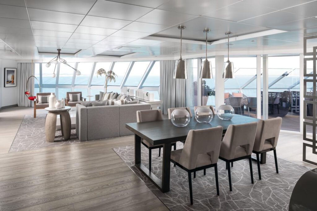 Celebrity Cruises Edge-Iconic Suite
