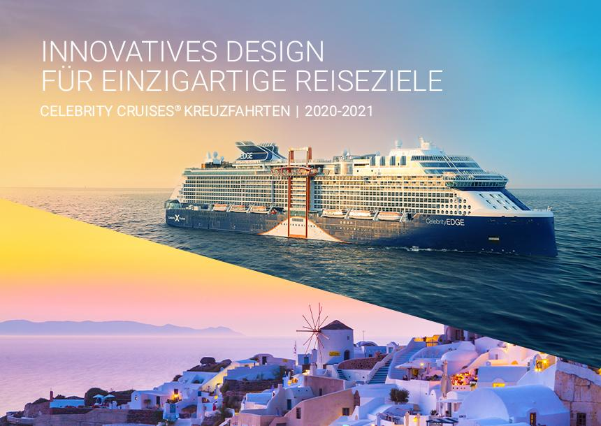 Celebrity Cruises Katalog 2021