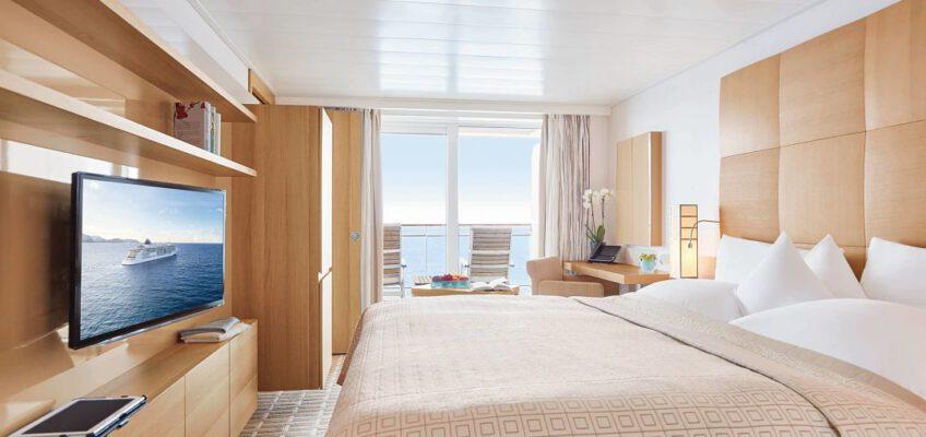 Europa 2 -Familien-appartement-elternbereich