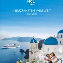 Norwegian Cruise Line Katalog 2021-2023