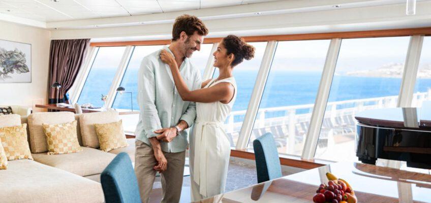 Norwegian Cruise Line The Haven GARDEN VILLA