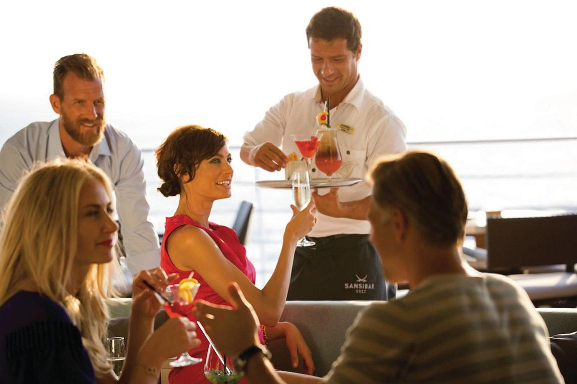 Hapag Lloyd Cruises Getränkepreise