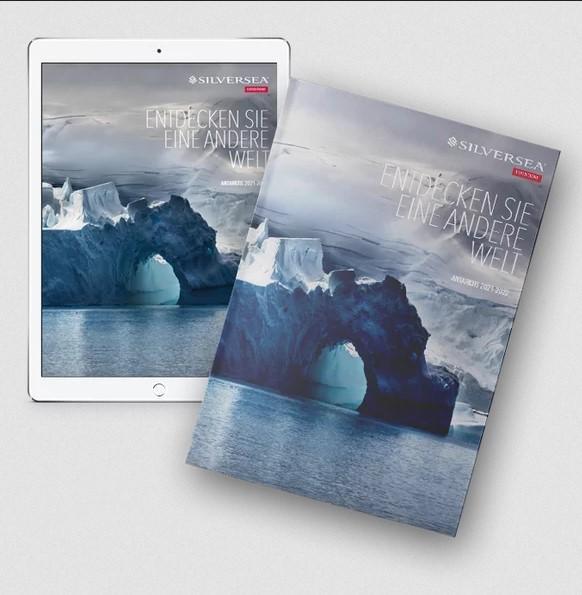 Silversea Erkunden Sie eine andere Welt - Antarktis 2021_2022