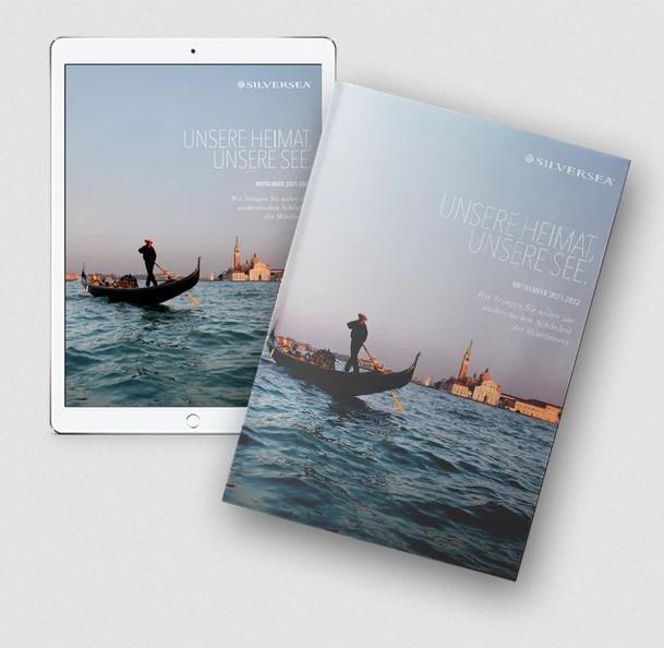 Silversea Unsere Heimat, Unsere See - Mittelmeer 2021_2022