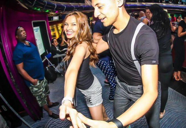 Latin dance cruise